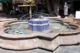 Coronado: fountain