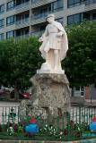 Christopher Columbus (Bayona was where he first landed on returning to Spain)