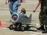 They Sure Are Starting Pilot Training Early