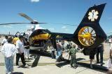 Med-Evac Helicopter