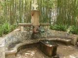 Gaudi-Designed Fountain at Palau Reial