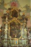 Altar in Nepomuk Chapel