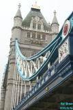 Tower Bridge closeup