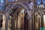 Sainte Chapelle interior 2