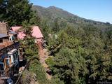 Mountain Home Inn, with Mt. Tam in background