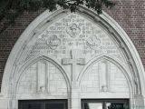 Zion Church detail