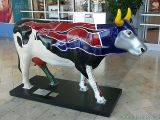 #28 Partiots Cow