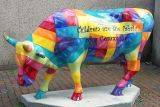 #37 Patches, the Community Quilt Cow
