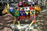 #44 Pop Art Cow