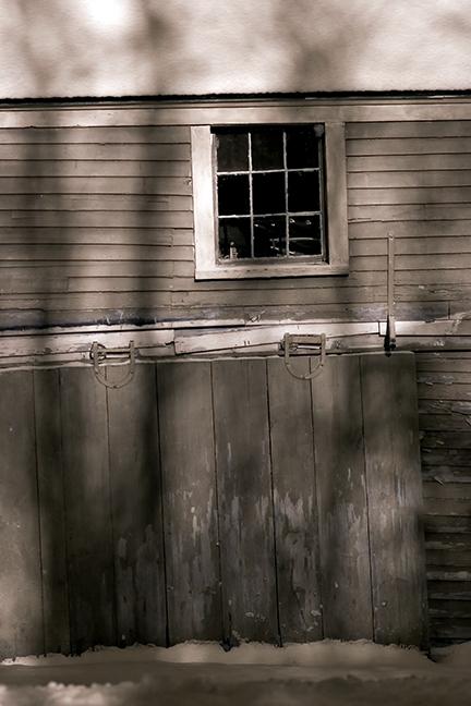 Old Barn IR #4