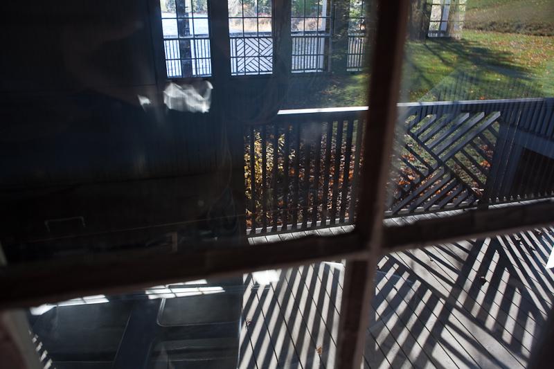 Boathouse Reflection #1