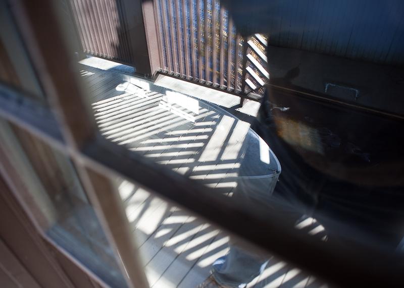 Boathouse Reflection #2