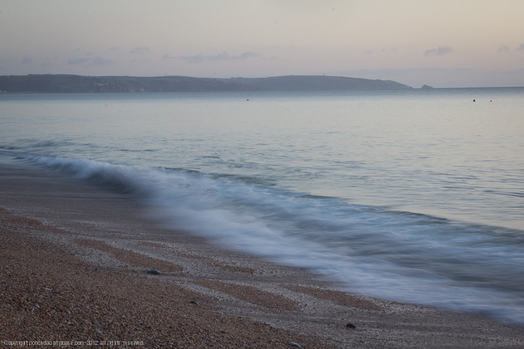 Just before the dawn, Beesands