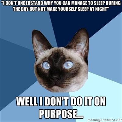 sleep during dau not night