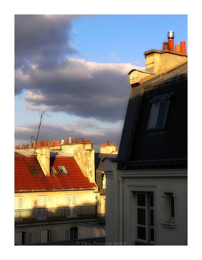 Roofs - Paris
