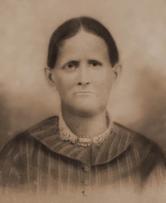 Elizabeth Wallingford ca 1860
