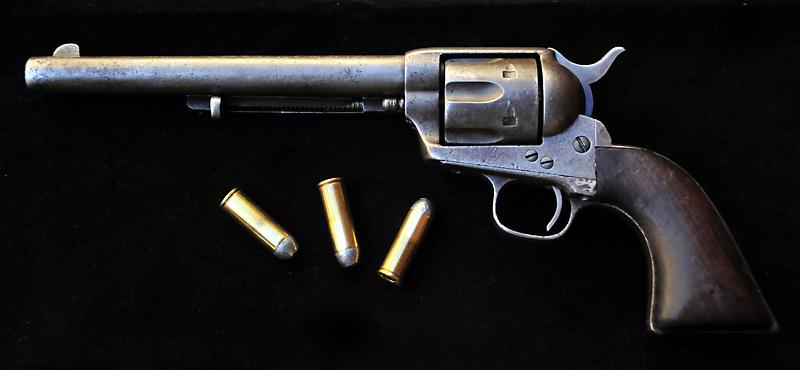 U.S. M1873 Colt Cavalry Revolver