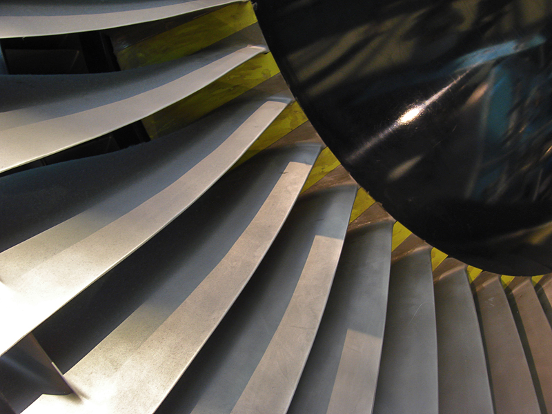 Jet engine, Air and Space Museum