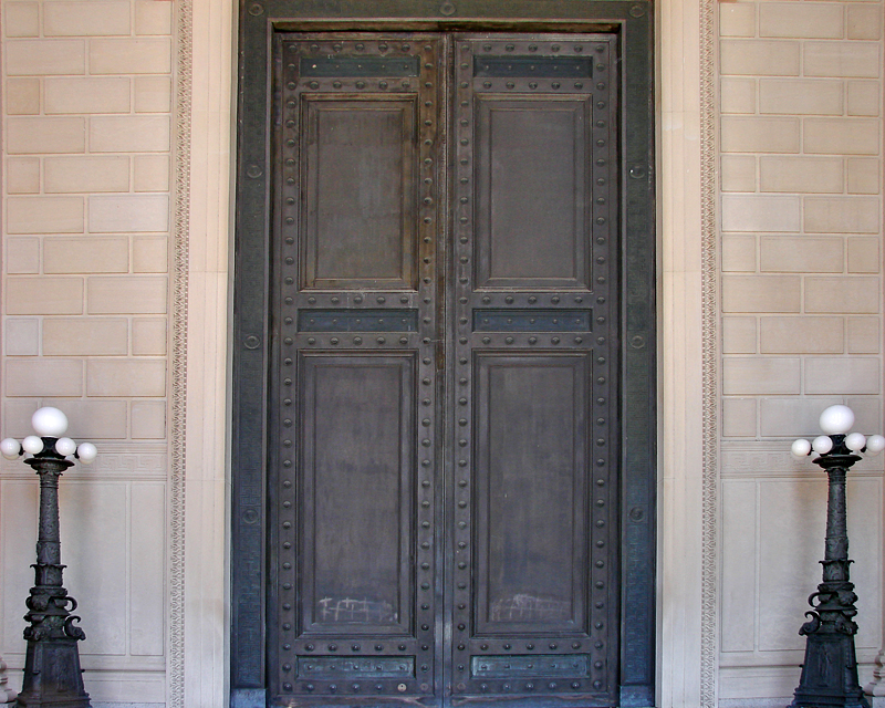 Doors to the nations legacy