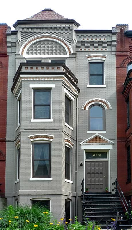 The epitome of beautiful brickwork