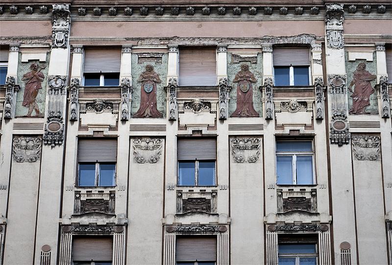 People facade