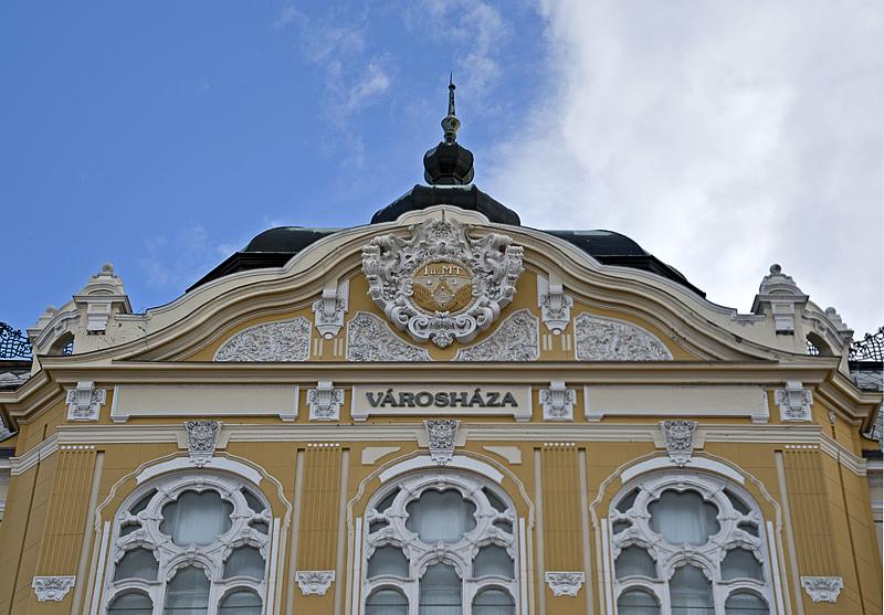 Pécs City Hall