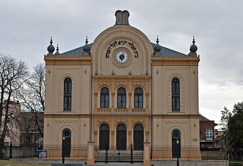 Synagogue, 1869