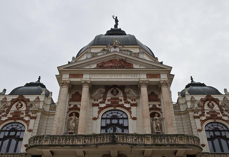 Hungarian National Theater, Pécs