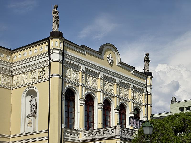 Debrecen theater