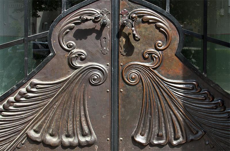 Fanciful doorknob