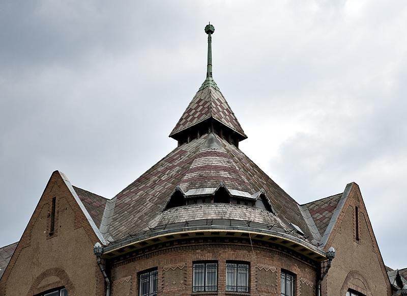 Wonderful roof
