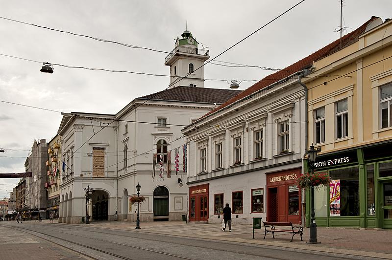 Hungarys oldest theater