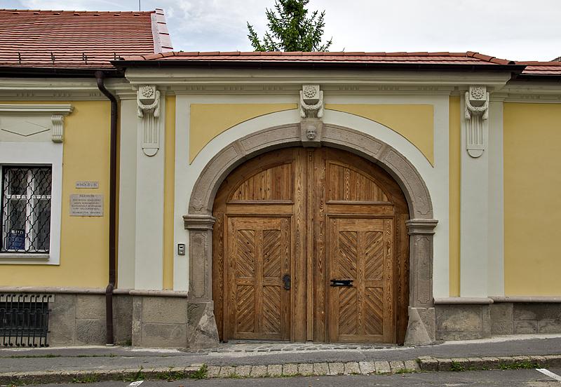 Formerly Greek merchants house