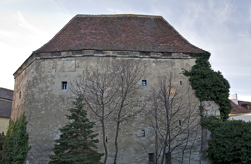 Castle fortifications
