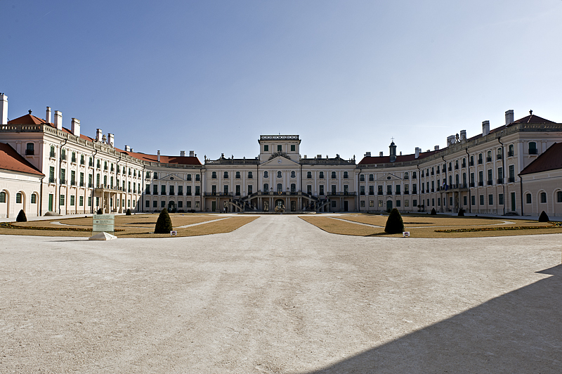 Palace, front view