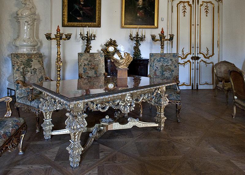 Stately room