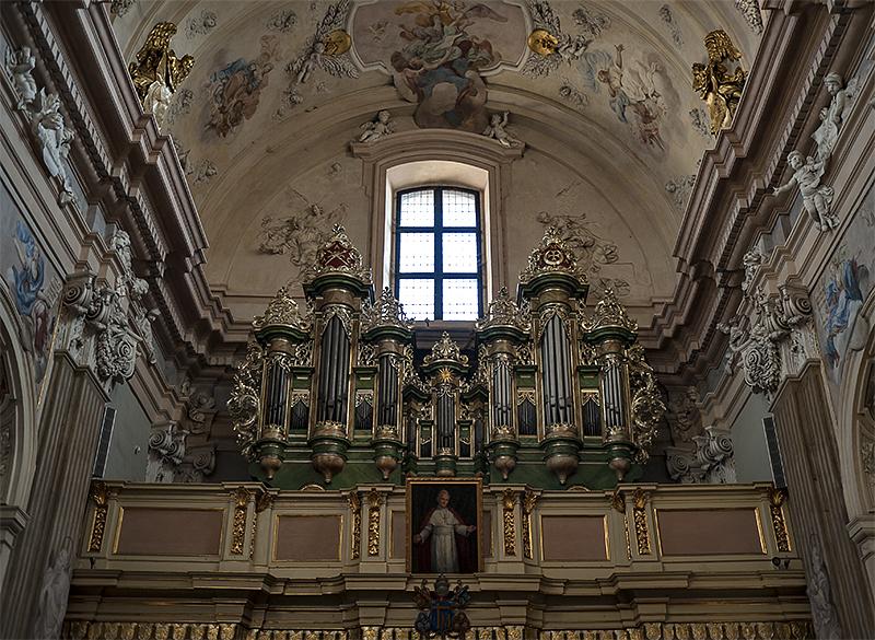 St. Annes, organ
