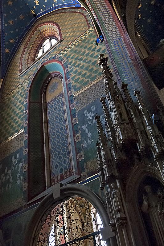 Franciscan Church,  side chapel