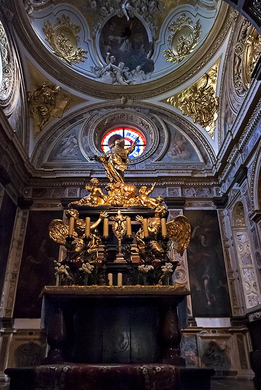 Dominican Church, Shrine of St. Jacek