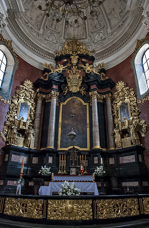 Sts. Peter and Paul, high altar