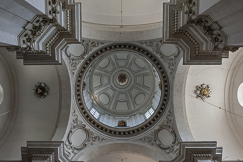 Sts. Peter and Paul, main dome