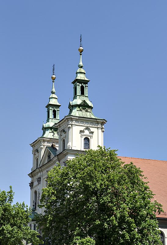ST. FLORIANS CHURCH (1212)