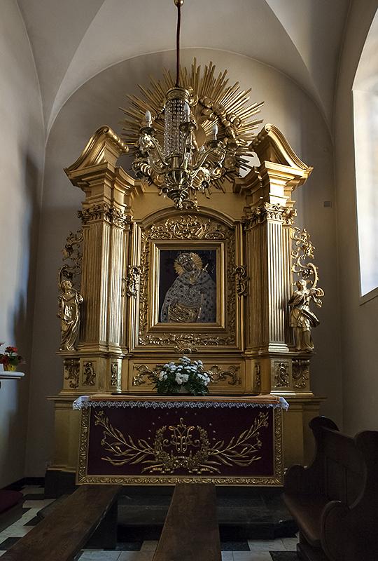 St. Florians Church, chapel