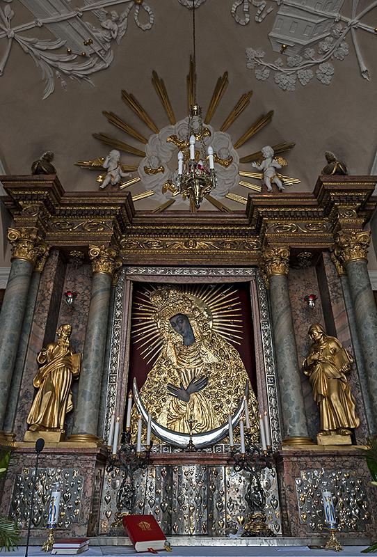 Gate of Dawn, Madonna of Mercy