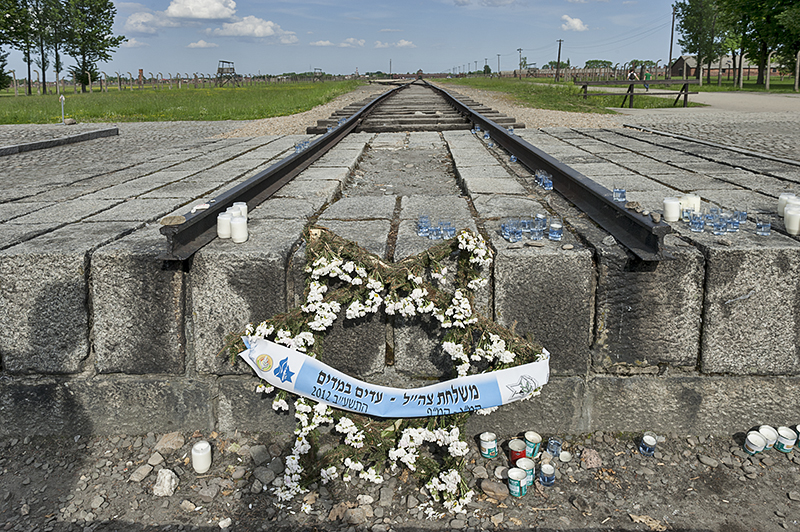Birkenau, the end of the line