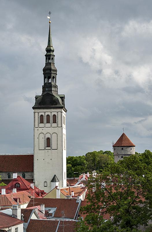 Tallinn, Niguliste Church