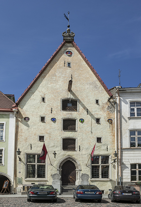 Another medieval building