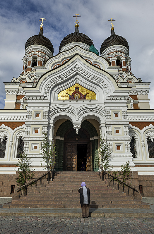 The many faces of Alexander Nevsky Cathedral