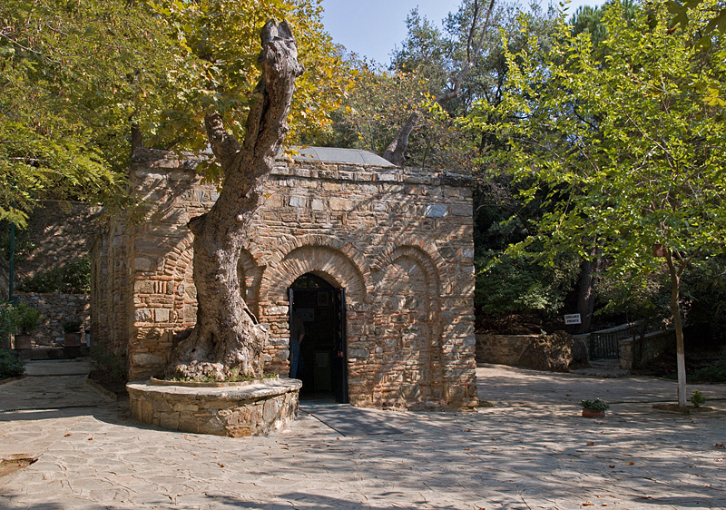 Meryemana, Virgin Marys House