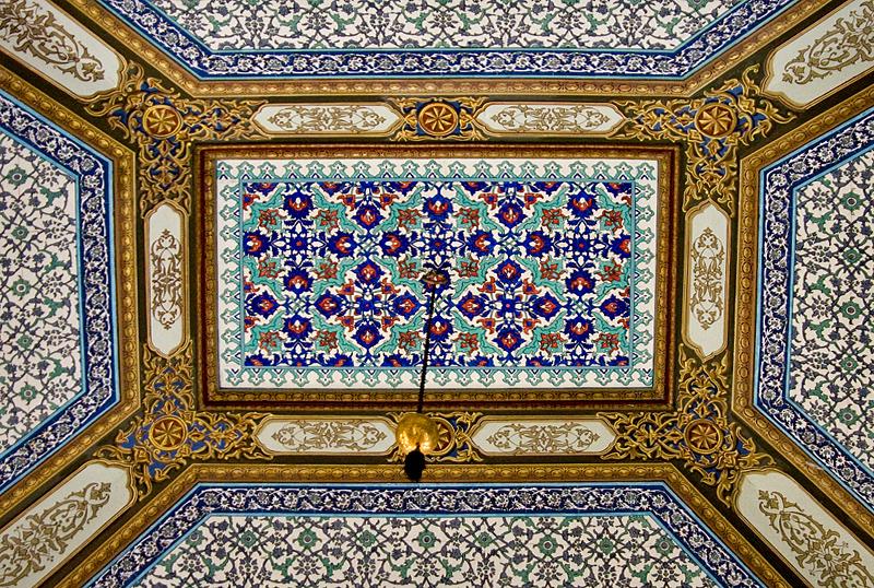 Istanbul, Topkapi Palace